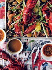 Viet-Cajun Seafood Boil