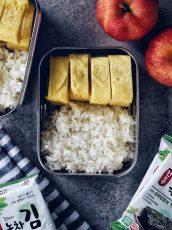 Gyeran Mari AKA Korean Rolled Omelette