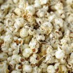 Black Pepper Olive Oil + Parmesan Popcorn