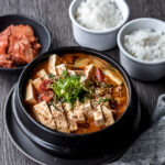 Doenjang Jjigae AKA Korean Soybean Paste Stew