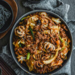Osam Bulgogi AKA Squid + Pork Belly Bulgogi
